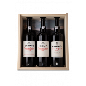 Graham - Malvedos Terroir Pack - 2009/2012/2014, 2,25 ltr.