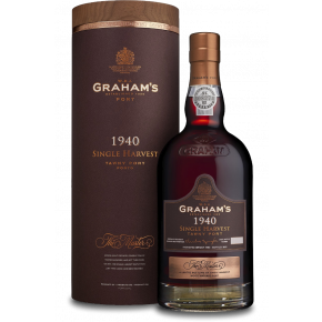 1940 Graham's Single Harvest Tawny