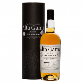 Alta Game Rum Series - Brut Nature - Guyana Rum