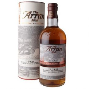 The Arran Malt - P.X. Sherry Finish Special Release for danish Retailers Small Batch