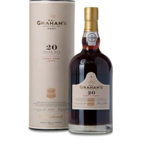 Graham 20 Years Old Tawny inkl. gaverør