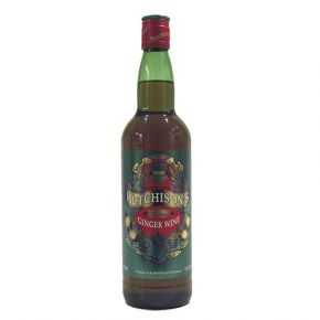 Hutchisons's Ginger Wine Spiced
