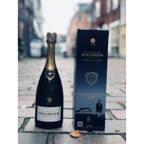 Bollinger Special Cuvée 007 No time to die