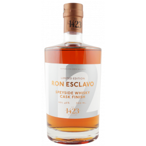 Ron Esclavo 12 yo Speyside Whisky Cask Finish Limited Edition