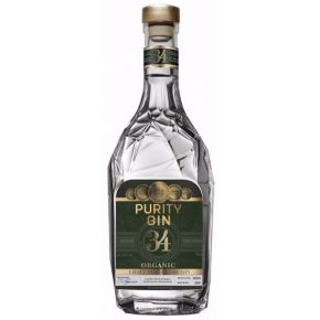 Purity Gin 34 Craft Nordic Dry Gin