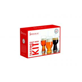 Spiegelau Craft Beer Tasting Kit 3 Glas