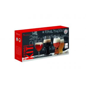 Spiegelau Craft Beer Tasting Kit 4 Glas