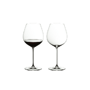 2 x Riedel Veritas Old World Pinot Noir 6449/07