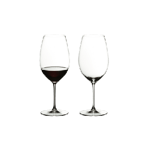 2 x Riedel Veritas New World Shiraz 6449/30