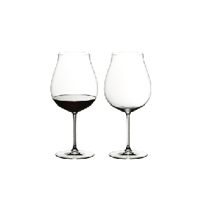 2 x Riedel Veritas New World Pinot Noir 6449/67