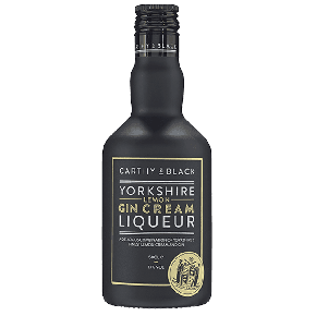 Carthy & Black Yorkshire Lemon Gin Cream Likør