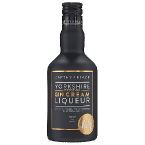 Carthy & Black Yorkshire Original Gin Cream Likør