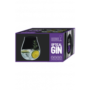 Riedel Bar Gin Set Optical
