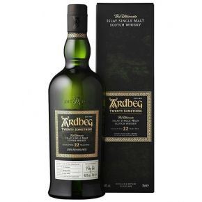 Ardbeg Twenty Something - Guaranteed 22 Years Old Whisky Limited Edition