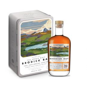 The Arran Malt - Explorers Series Vol. 1 - Brodick Bay - 20 års