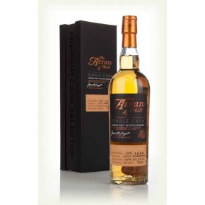 The Arran Malt Single Bourbon Cask 1996 Cask 1410 55,4%