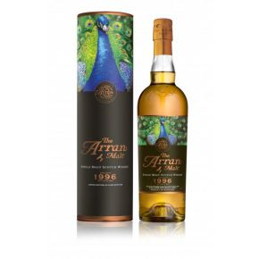 The Arran Malt - Icons of Arran 1st Release - Peacock 1996 - 12 Years