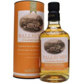 Ballechin 2nd Edition Madeira - Heavily Peated Single Malt Whisky