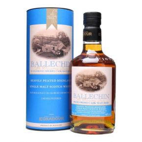 Ballechin 4rd Edition Oloroso Sherry - Heavily Peated Single Malt Whisky