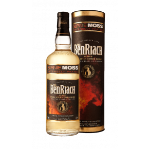 BenRiach, Birnie Moss, Speyside Single Malt – 48% (Bourbon Casks)