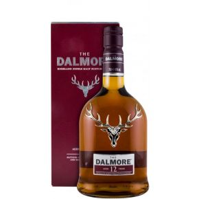 Dalmore 12 år gammel Single Malt Whisky