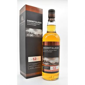 Deerstalker 12 års Single Malt Whisky