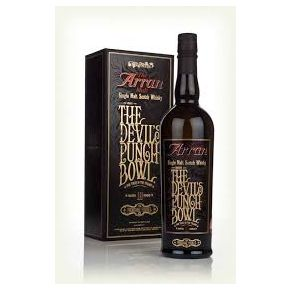 The Arran Malt - The Devils Punch Bowl Chapter Three Limited Edition