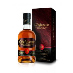GlenAllachie - 18 Years Old Speyside Single Malt Bourbon-PX-Oloroso Sherry Casks