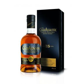 GlenAllachie - 25 Years Old Speyside Single Malt Bourbon & PX-Oloroso Sherry Casks