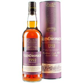 Glendronach 1992 25 år Danish Retail Edition Sherry Cask