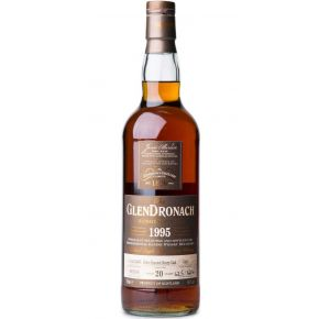 Glendronach Single Cask 1995  20 YO Danish Retail Edition
