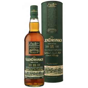 Glendronach Revival 15 yo Single Malt Whisky Highland