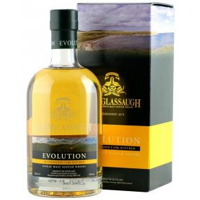 GlenGlassaugh Distillery - Evolution - Ex-Tennessee Cask Matured (O.L) 57,2%