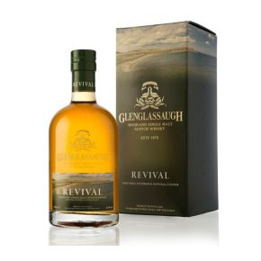 GlenGlassagh Distillery - Revival - Single Highland Malt Whisky