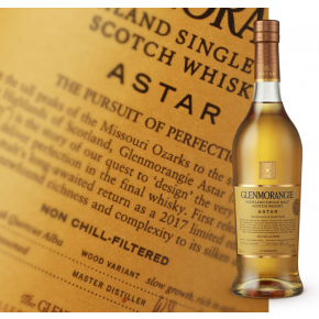 Glenmorangie Astar - In pursuit of perfection