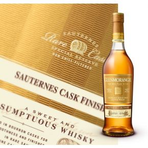 Glenmorangie Sauternes Finish - The Nectar D'òr 12 År