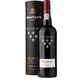 Grahams Six Grapes Port TUBE