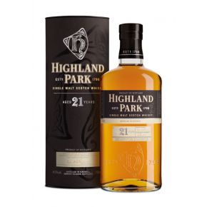 Highland Park - 21 Years Old Single Malt Whisky
