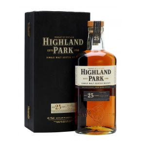 Highland Park 25 Years Old Version 48,1%