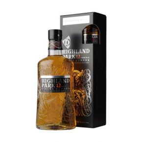 Highland Park - Viking Honour 12 år med 5cl BONUS