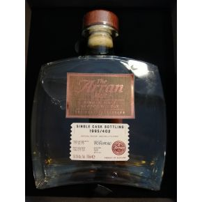 The Arran Malt - 1995 Cask C402 Sherry Hogshead