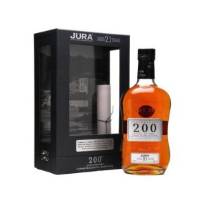Jura Distillery 200th Anniversary Edition