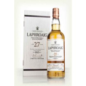 Laphroaig - 27 år Limited Edition
