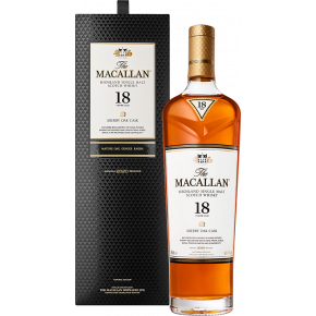 Macallan Sherry Oaks 18 years