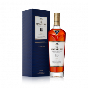 Macallan 18 year Double Cask