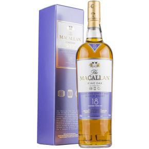 The Macallan - 18 Years Fine Oak Triple Cask
