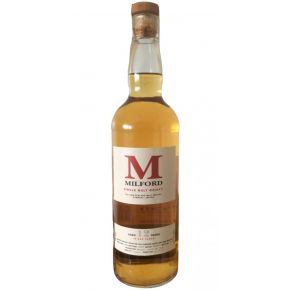 Milford Single Malt Whisky 12 år Gammel (Lukket distilleri)