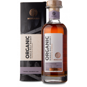 Mosgaard Whisky #3 Peated Single Malt, 1/2 ltr