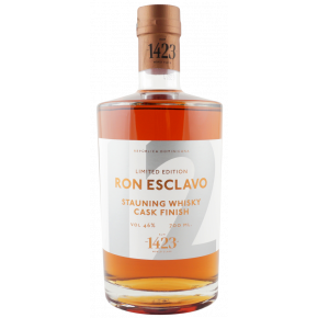 Ron Esclavo 12 Limited Edition Stauning Whisky Cask Finish