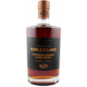 Ron Esclavo XO Limited Edition Stauning Whisky Cask Finish